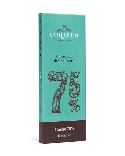Cioccolato di Modica IGP 75%