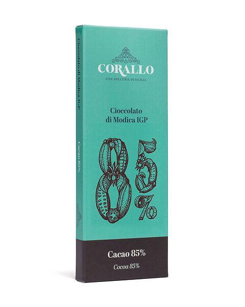 Cioccolato di Modica IGP 85%