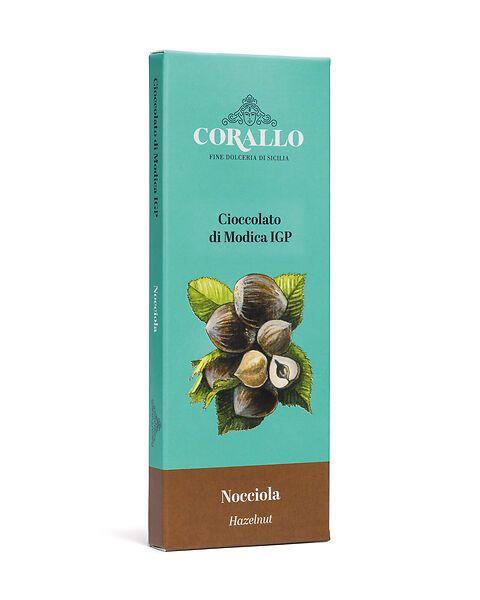 Cioccolato di Modica IGP alle nocciole