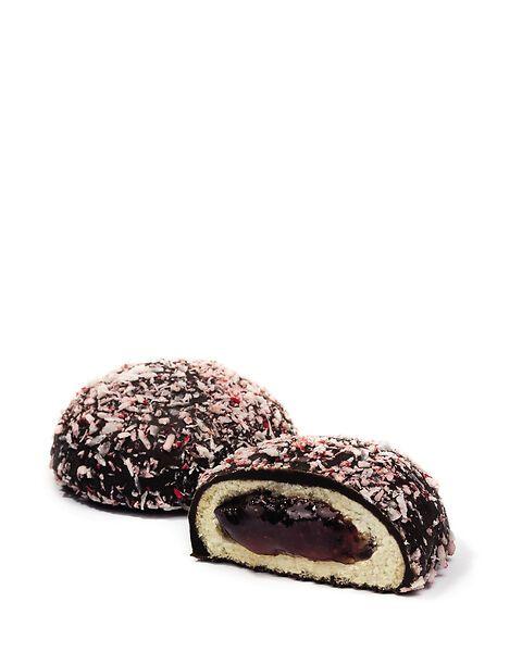 Cuori ai Frutti di Bosco ricoperti al Cioccolato