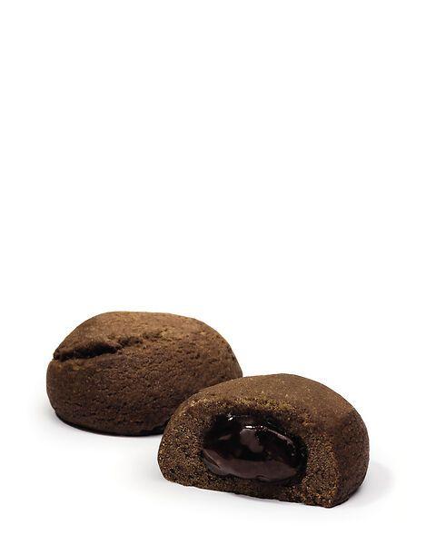 Cuori con crema di Cacao e Nocciola